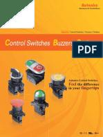 Autonics Switchesbuzzerssockets Catalog