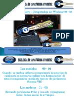 PDF Metodo Hermanación Windstar Con T-300