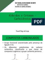 Aldeidos Cetonas Carboidratos Junto (1)