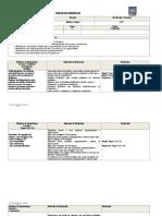 Planif de Unidad de Aprendizaje 5º Basico Unidad 2