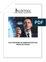 Guía Programa de Administración Del Riesgo de Fraude