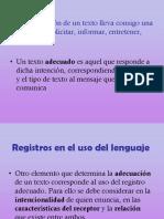 Adecuación textual.ppt
