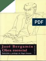 BERGAMIN, José. Obras esenciales.pdf