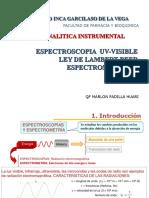 Espectroscopia Uv Visible