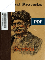 National Proverbs of Serbia
