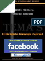 180 - Perversión, Psicopatía, Trastorno Antisocial.pdf