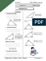 Geometria - 2do Año - Guia Nº2 - Triángulos IV