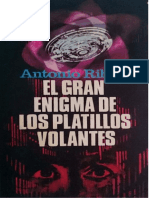 Antonio Ribera i Jordà, El Gran Enigma de Los Platillos Volantes