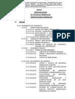 5.1 Especificaciones Tecnicas Total