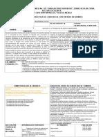 Planeacion Argumentada-sec129 4o Bimestre Comple Ciencias III Quimica 2017-2018
