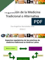 Regulacion Medicina Tradicional