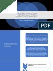 Arquitectura de Los Microcontroladores(1)