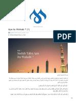Muslim.or.Id-Apa Itu Wahabi 1