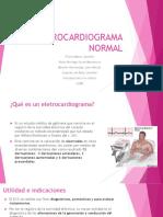 Electrocardiograma normal y patológico