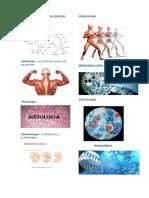 Las Ciencias Biologicas