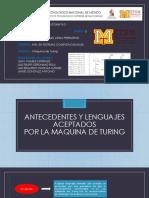 Actividad 4 - Cuadro Sinoptico - Antecedentes y Caractersiticas de Los Lenguajes Aceptados