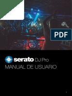 Serato DJ Pro Spanish User Manual 2018
