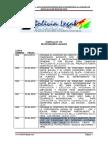 Actualización normativa 06 de Mayo de 2018