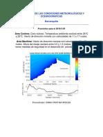 Pronóstico de Las Condiciones Meteorológicas y Oceanográficas 03032018