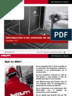 Charla Anclajes - Hilti - 101 Introduccion.pptx
