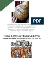 Historieta de La Historia Peruana -JavierPradoBNP
