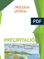 Precipitación de La Cuenca 2016
