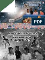 9-Fundamentos de Educación Maya