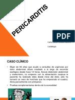 Pericarditis-Carlos Adrian Toscano Ramírez