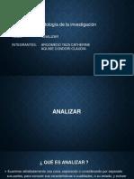 ANALIZAR MTI Diapositivas