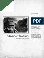 Ciudad Blanca - Manual de Juego 1.01 ByN