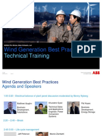 Wind Generation Best Practice Series