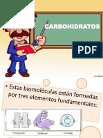 Carbohidratos y Glucosa