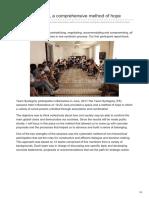 2017-Team Syntegrity. A comprehensive method of hope.pdf