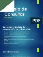 CONSULTAS EN MYSQL