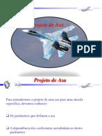 Cap6 Projeto Aerodinâmico Tridimensional de Asa 2012 v1