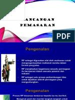 2.1. Rancangan Pemasaran