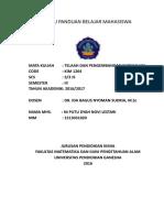 Dyah Novi Lestari (1513031020) Sifat Koligatif Larutan Laju Reaksi