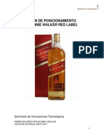 Johnnie Walker Trabajo Final