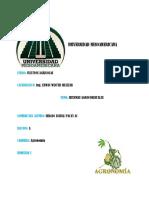 Resumen Sistemas agroforestales