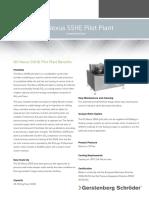 GS Nexus SSHE Pilot Plant 209 01-09-2014 GB