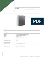 Lovair L-977 Waste Bins Datasheet