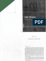 Julio Moreno - Conexión y Asociación