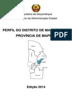 Perfil Do Distrito Da Marracuene