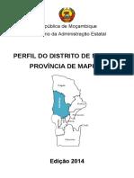 Perfil Do Distrito Da Moamba