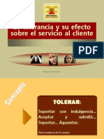 latoleranciayelefectosobreelservicio-120925164114-phpapp01