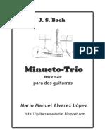 J. S. Bach. Minueto-Trío.pdf