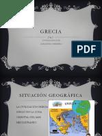 presentación Grecia