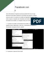 Hackear Facebook Con Kali Linux