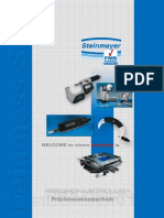 Steinmeyer - Katalog 2007 D, EN