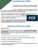 Mecanica Molecular